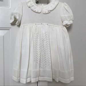 Children's Strasburg heirloom dress